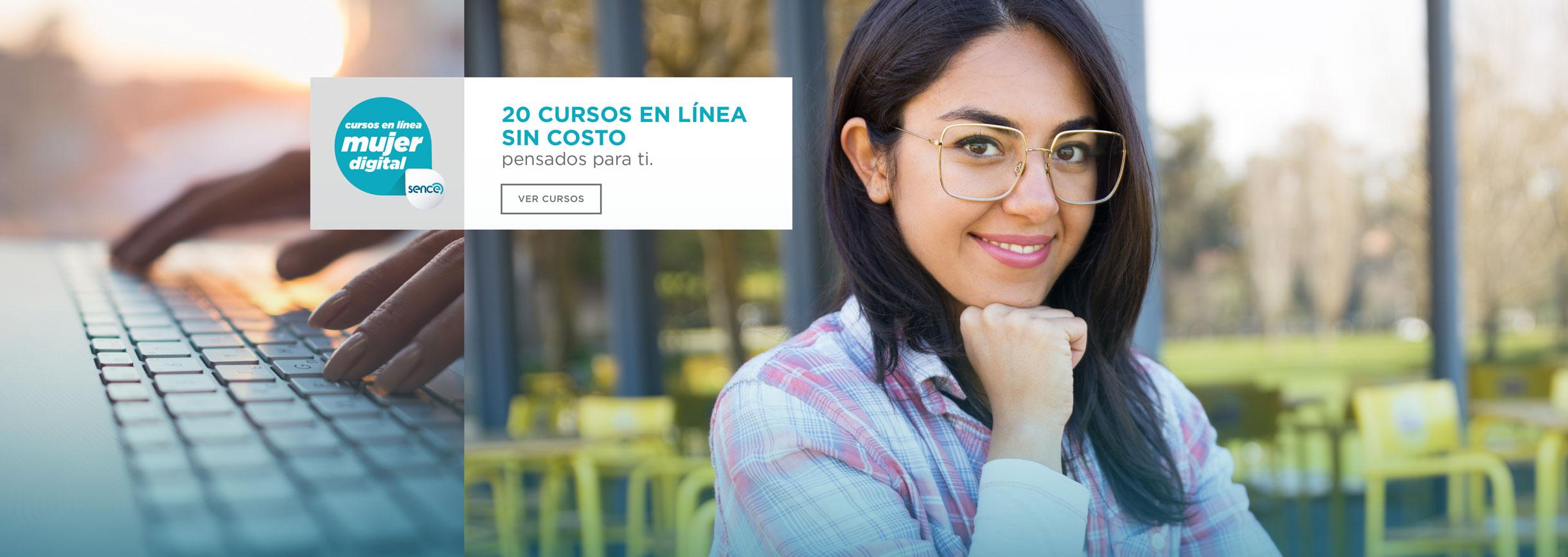 Cursos en línea Mujer digital