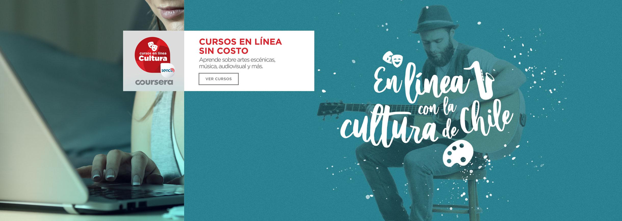 Cursos en línea con la Cultura de Chile