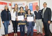Recicladores de Coquimbo certifican sus competencias laborales