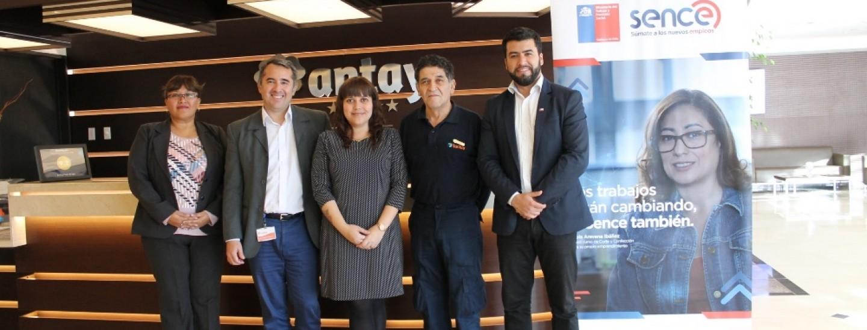 Seremi del Trabajo de Arica llama a empresas de la zona a postular a programa Sence Experiencia Mayor